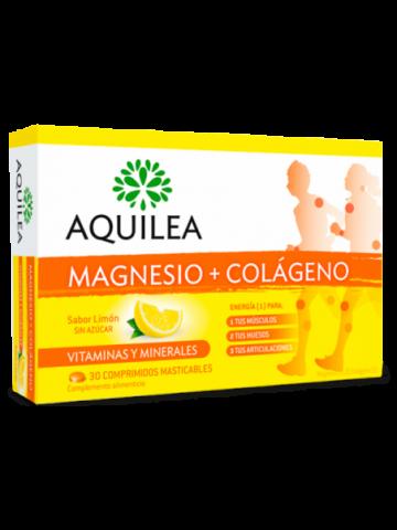 Aquilea Magnesio + Colágeno...