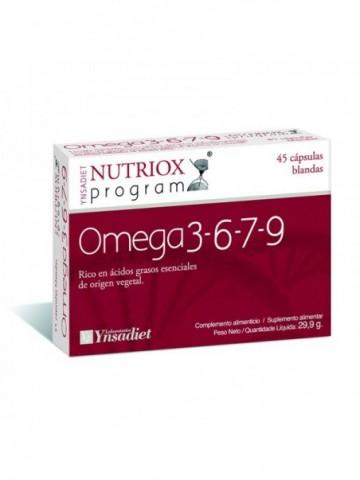 Nutriox Program Omega...