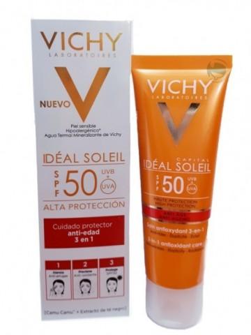 Vichy Ideal Soleil Antiedad...