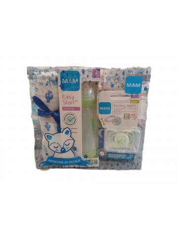 MAM Baby Pack Muselina Unisex