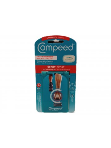 Compeed Ampollas Sport 5...