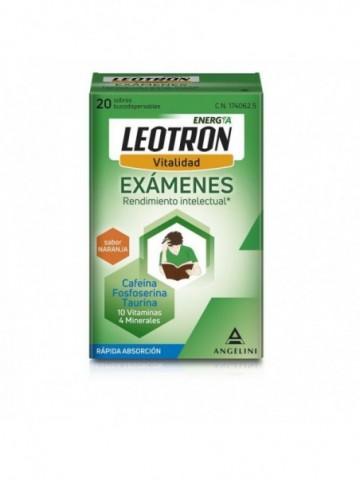 Leotron Exámenes 20 sobres...