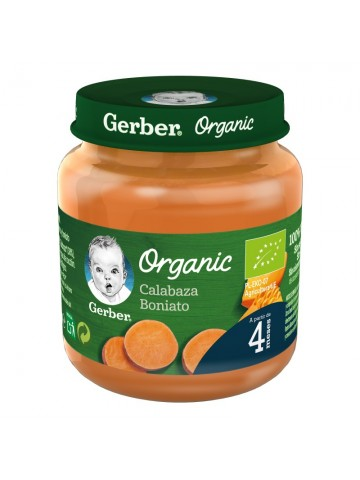 Gerber Organic Zanahoria...