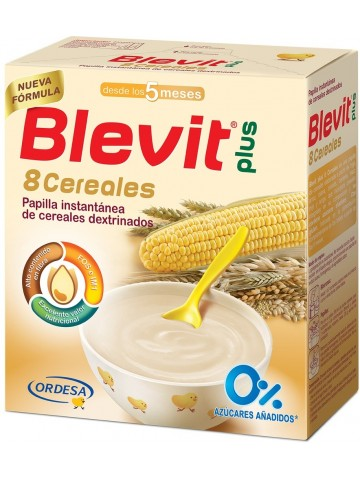 Blevit Plus 8 Cereales 600G
