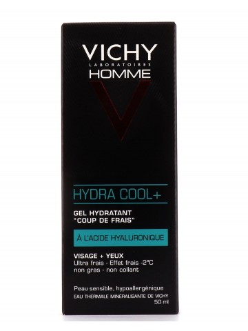 Vichy Homme Hydra Cool +...