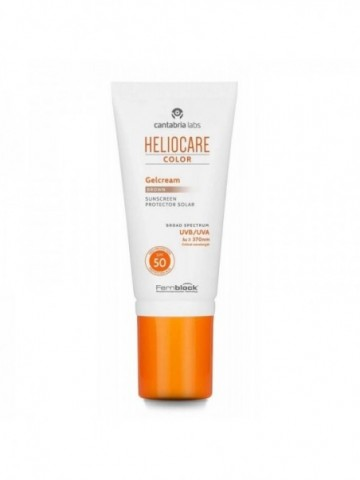 Heliocare Gelcream Color...