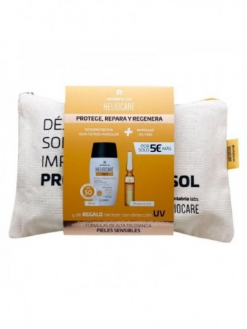 Heliocare Pack Mineral...
