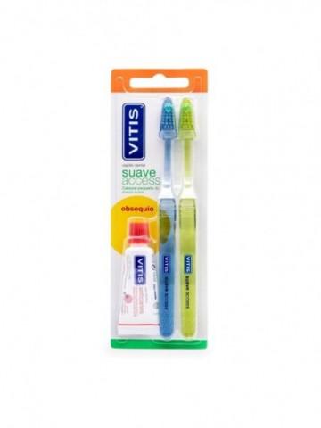 Vitis Duplo Cepillo Dental...