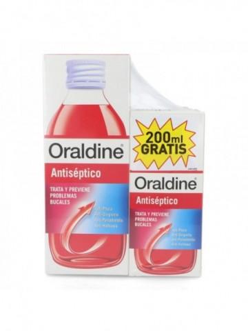 Oraldine Antiséptico Pack...